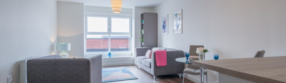 For individuals and couples alike, you can't go wrong with the space afforded by our 1-bedroom apartments to rent in Leeds