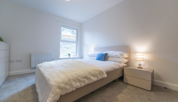 A warm, comfortable living environment is assured in our 2-bedroom apartments