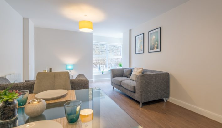 The Gardens is a collection of 1, 2 & 3-bedroom apartments to rent in Leeds